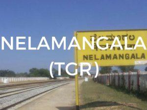 Land Use Map of TGR Nelamangala